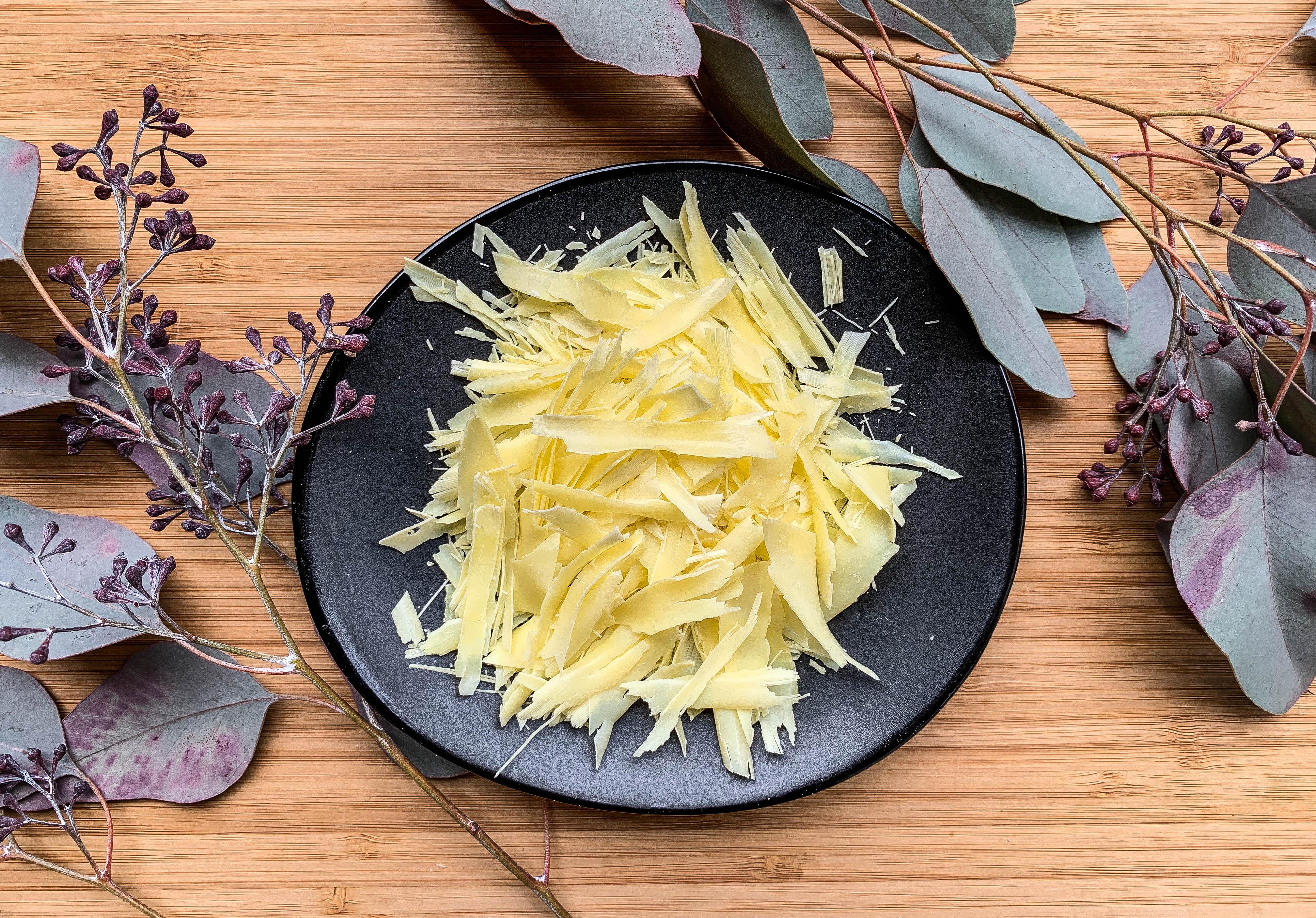 Made in Franken – Seifenflocken aus Olivenöl